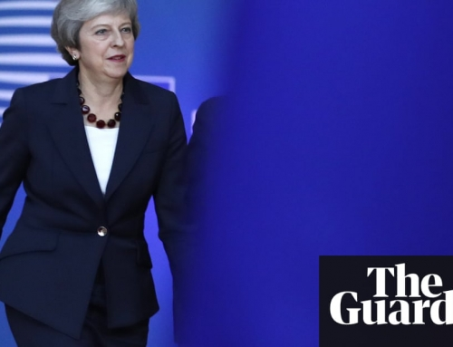Theresa May to urge EU leaders to take action on cyber-attacks